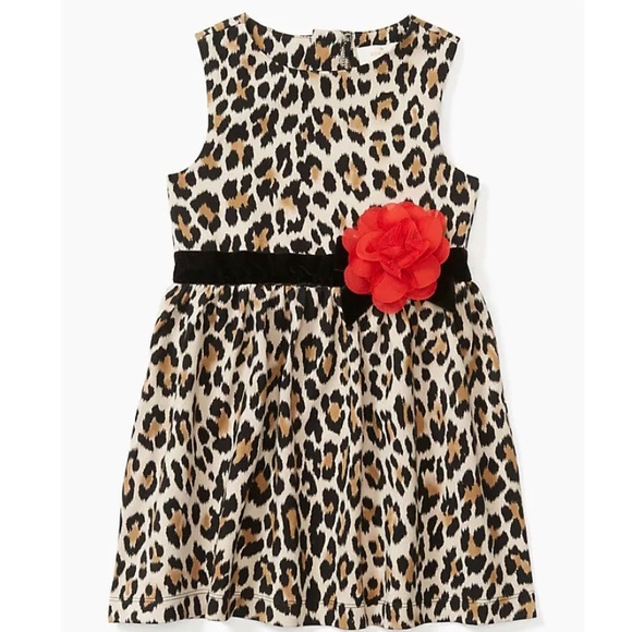 kate spade Other - Kate Spade Cheetah Dress